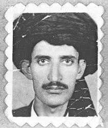 Фотография того убитого афганца, которая была взята из его вещей.
