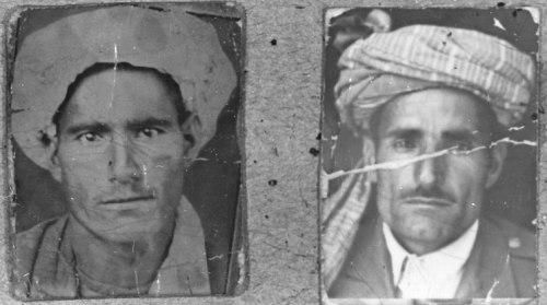 Эти фотографии взяты у убитых афганцев. Их убили потому что их караван   встретился с колонной наших десантников. Кандагар, лето 1981г